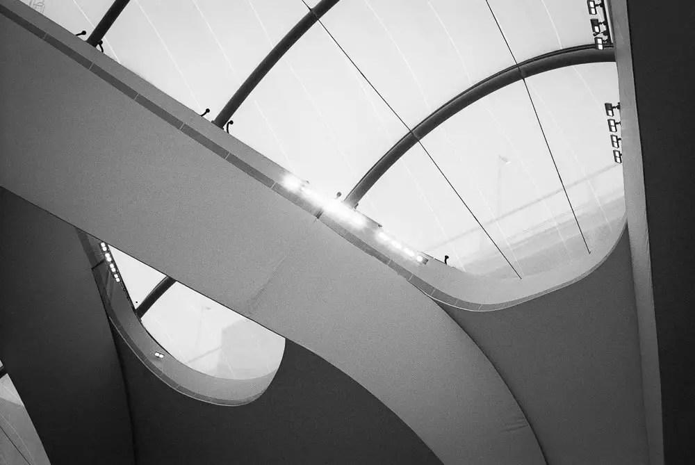 Grand Central, Ilford XP2 Super, Leica M6 TTL, 2016