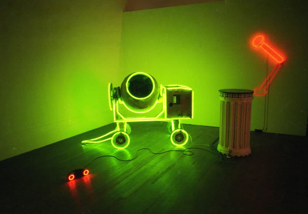 Ricoh GR1s - Grundy art gallery show