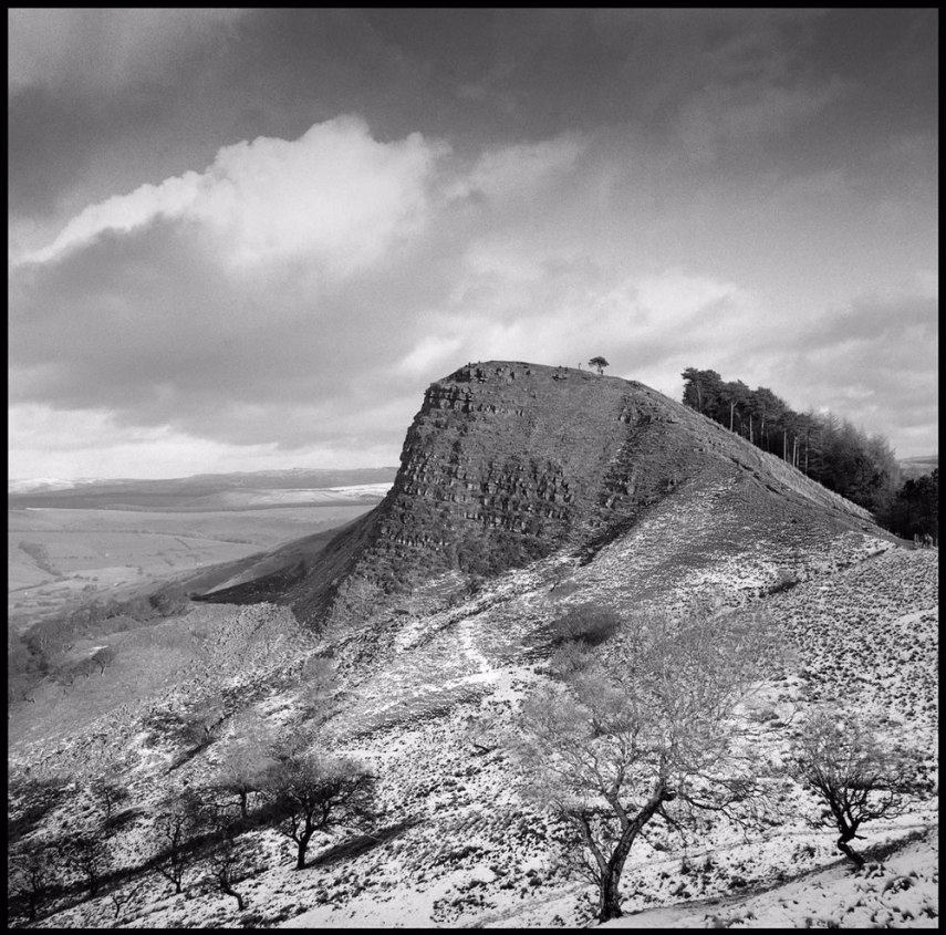 Adi Taylor - ‏@viewfinder_m6 - Mini Half Dome (the Derbyshire version) #postweek #FP4Party @ILFORDPhoto Hasselblad 500CM & 50mm @EMULSIVEfilm