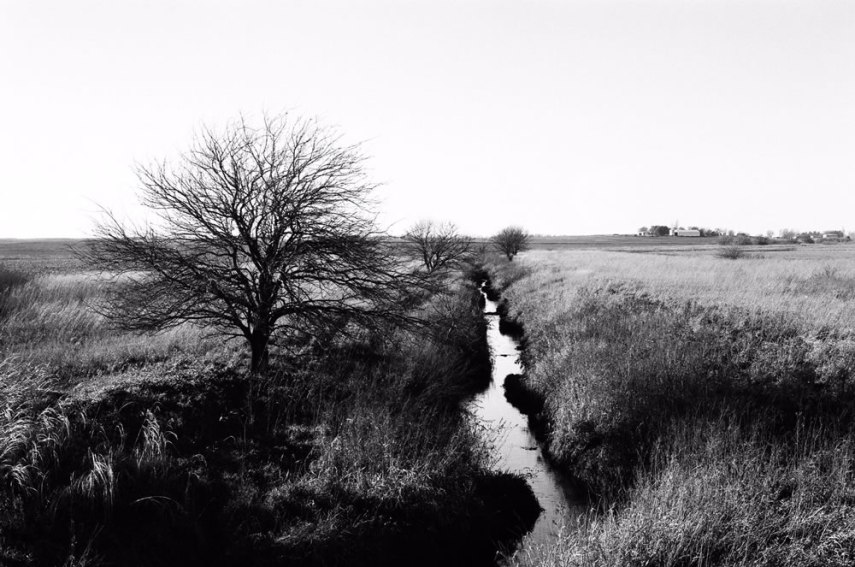 Josh Wiederin - ‏@joshwiederin - Fall Farm Fields on FP4+ #FP4Party #CanonAE1 @ILFORDPhoto