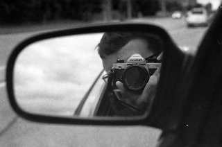 Alex Luyckx - Self Portrait