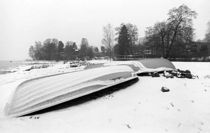 Lauttasaari Scenery