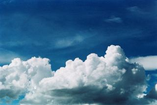 Eastern skies - Agfa Vista 200 shot at EI 200. Color negative film in 35mm format.