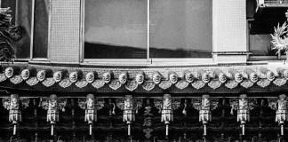 God's library - Shot on Agfa Scala 200X at EI 100. Black and white reversal (slide) film shot in 35mm format.