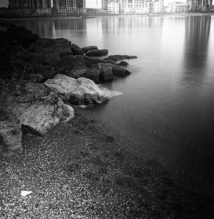 Long Exposure Test - ILFORD Delta 100 Professional - EI: 100 - Aperture: f/11 - Shutter: 10s