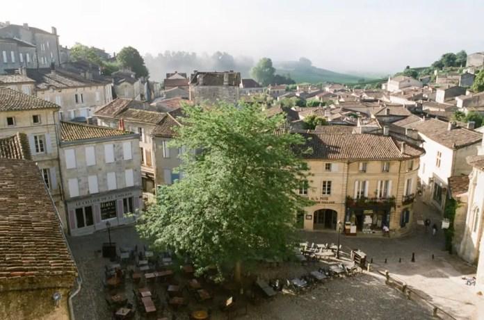 Rue due Tertre de la Tente, Saint- Emilion