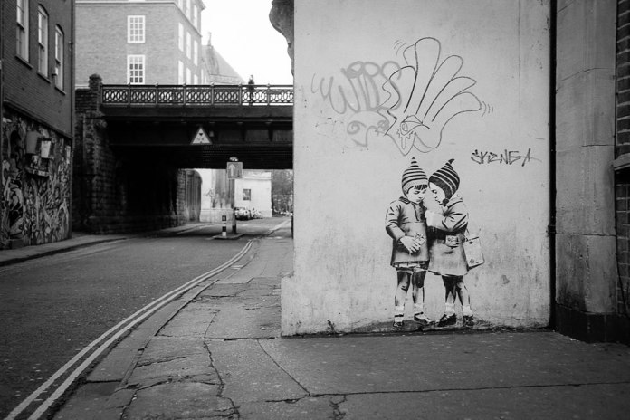 Bristol, UK - Leica M6 - Ilford FP4+
