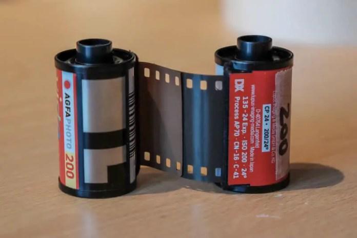 Redscaling film tutorial - Step 3