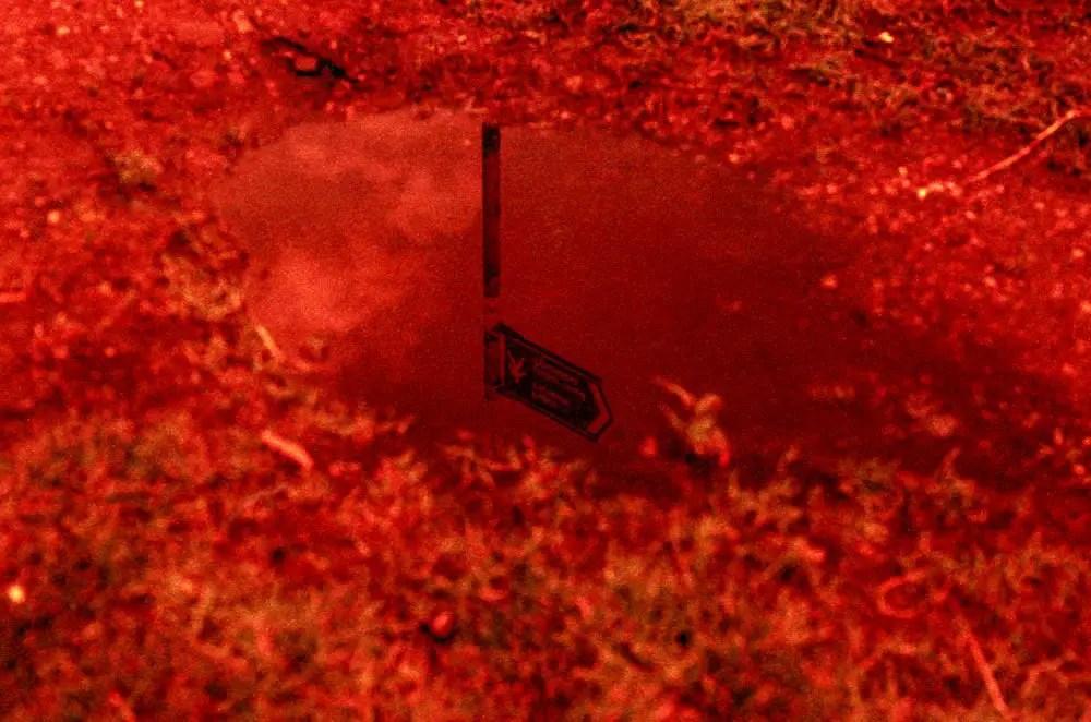 Redscale exposure tests - Agfa Vista 200 EI 100 - 1