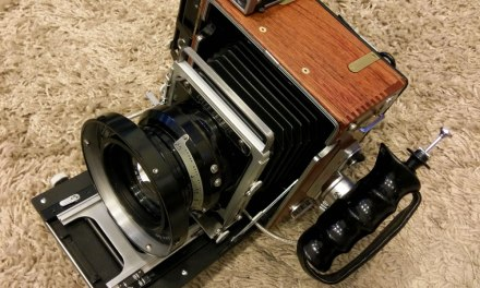 Building a naked Aero Ektar Speed Graphic: The AEROgraphic project part 1 – introduction and required materials