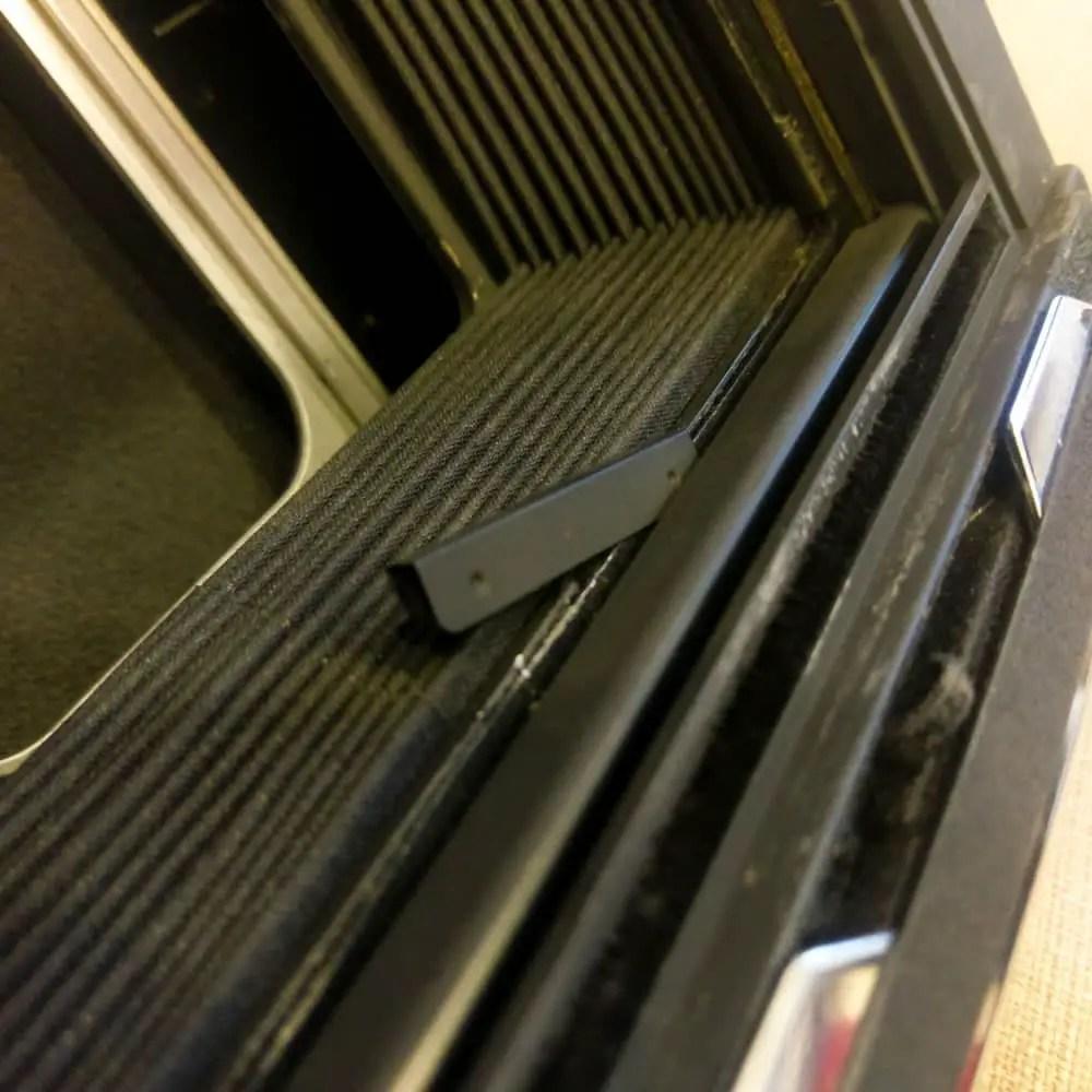 SG- Parts - Bellows - top/bottom clips