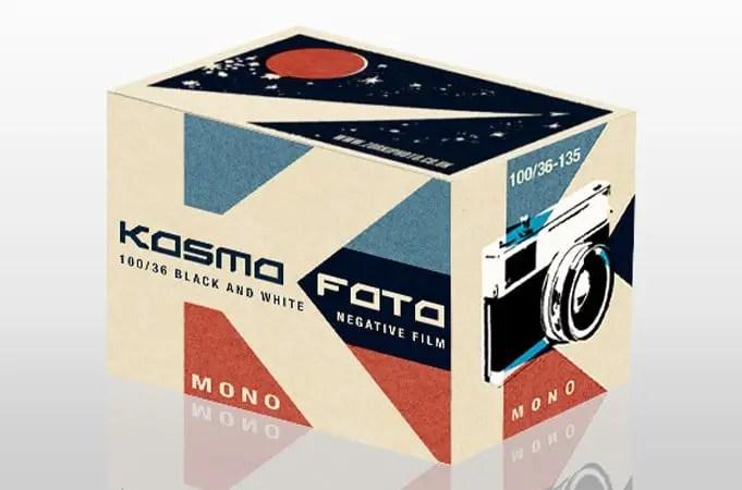 Kosmo Photo Mono 100