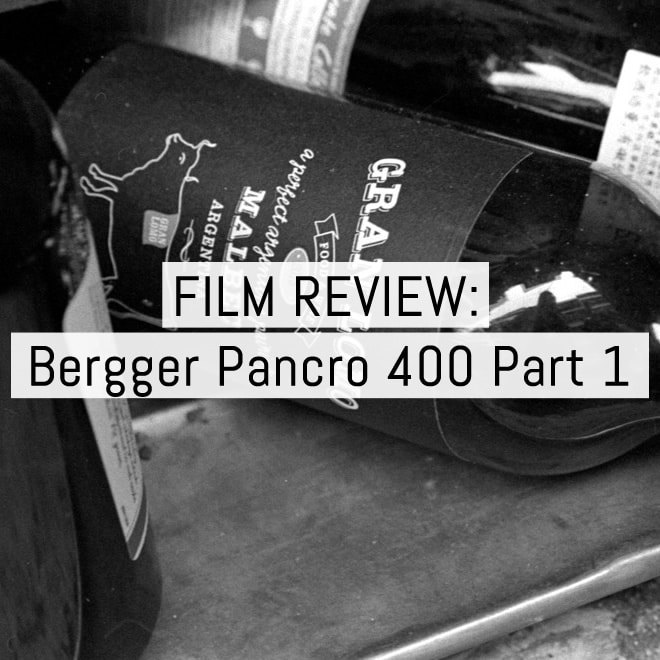 Film review: Bergger Pancro 400 Part 1 - 35mm EI 400 (bracketed +/- 1 stop)
