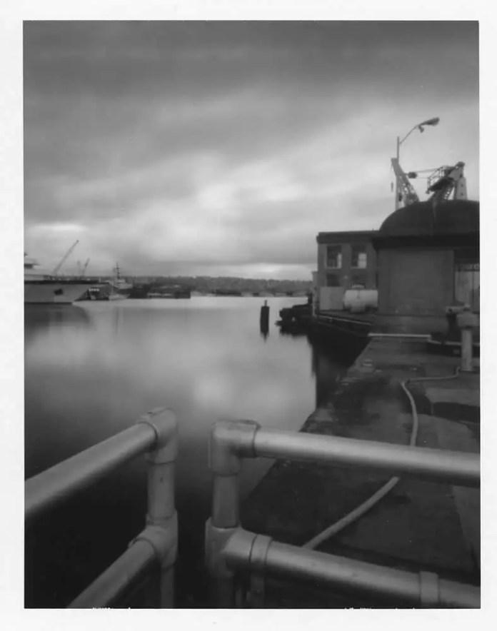 Ballard Locks - Lensless 3in 4x5 Pinhole