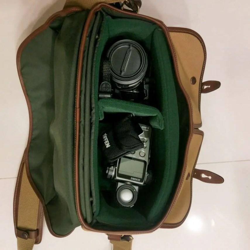 Billingham Hadley One - Medium format shooters