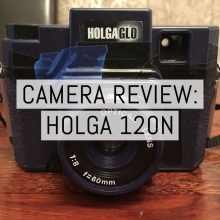 Cover - Review - Holga 120N