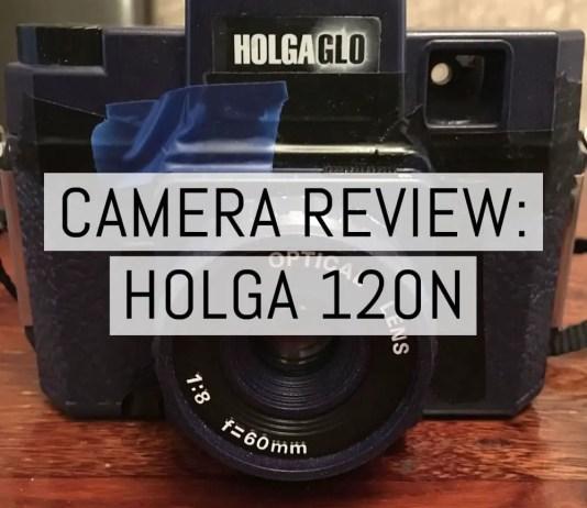 Cover - Review - Holga 120N