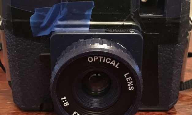 Camera review: me and my Holga 120n by Sandeep Sumal