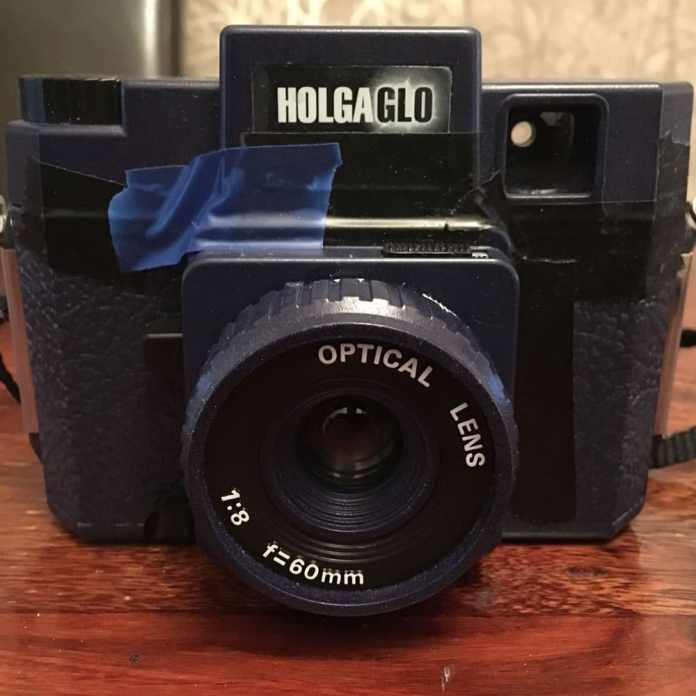 Holga 120N review - Hero shot