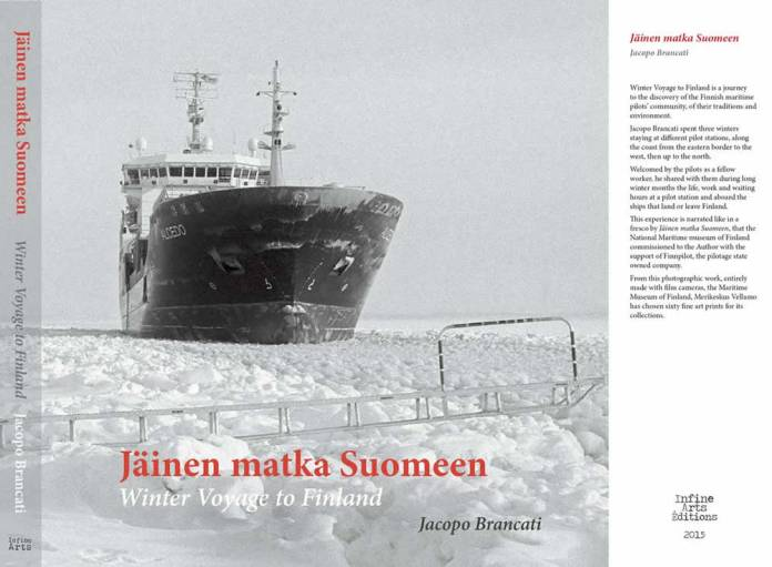 Jäinen matka Suomeen - Winter Voyage to Finland - J.BRANCATI ©2017