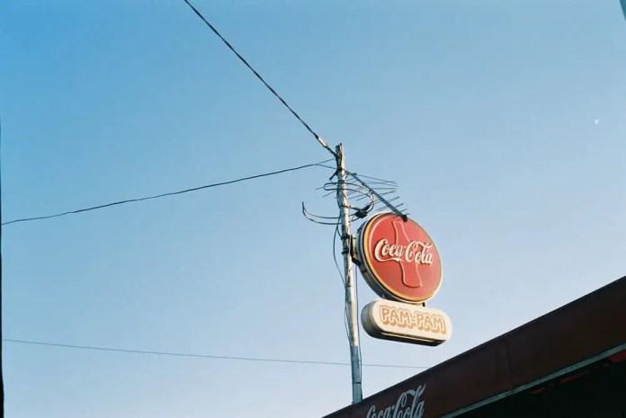 Fujicolor 200 - Coca Cola