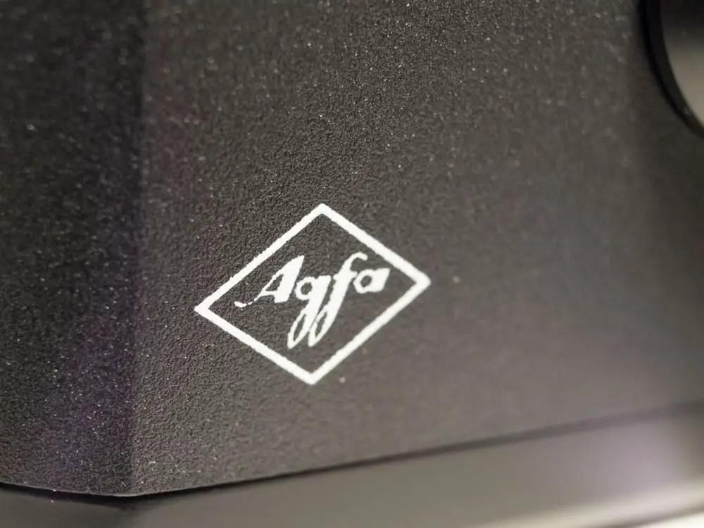 Agfa Selectronic 3 - Logo