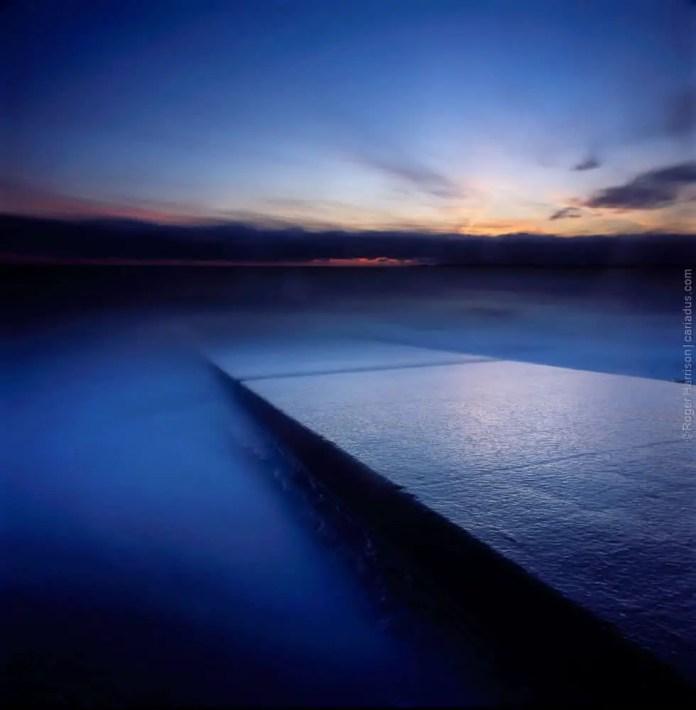 20 minute exposure on Fuji Velvia 50 - Hasselblad 500EL/M, Distagon 40mm CF