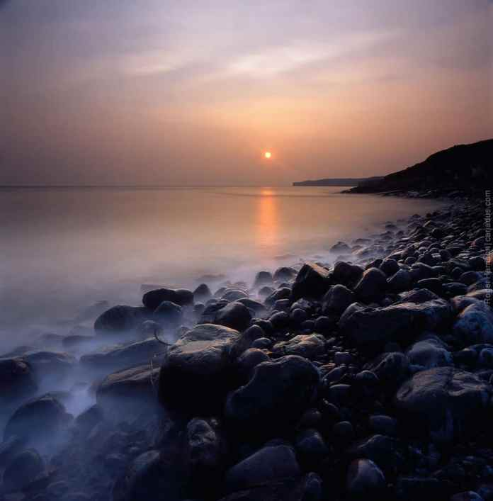 Llantwit Major on the Glamorgan Heritage Coast - Hasselblad 500EL/M and Distagon 40mm CF on Fuji Velvia 50