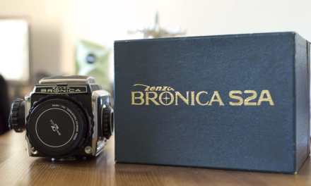 Camera review: Zenza Bronica S2A by Ed Worthington