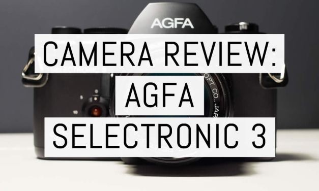 Camera review: Agfa Selectronic 3 – by Mark Brown