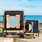 An Intrepid project: building a new 8×10 camera