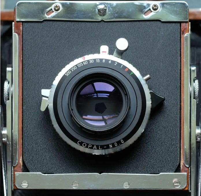 Schneider Kreuznach Xenar 150mm f/5.6