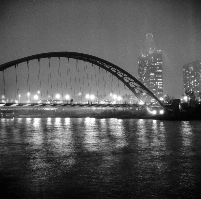 Long Exposure Test - ILFORD Delta 3200 Professional - f/11, 4sec
