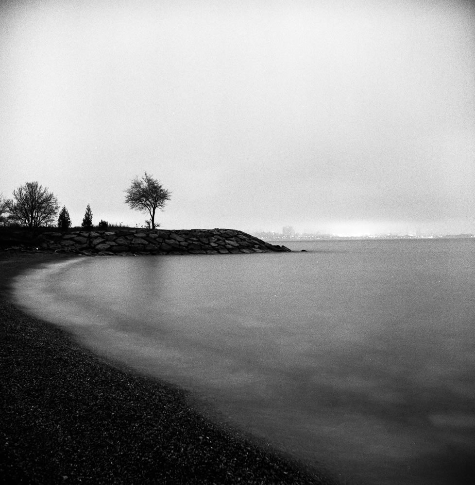 Long Exposure Test - ILFORD Delta 400 Professional - f/11, 16sec