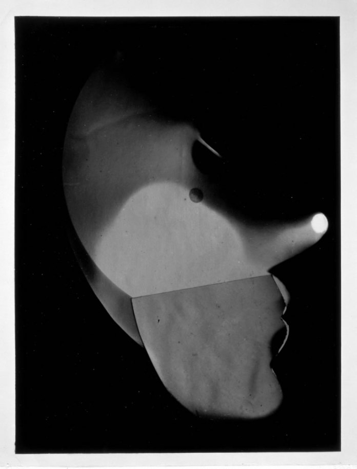Self-Portrait in Profile, photo: László Moholy-Nagy, 1926. Bauhaus-Archiv Berlin / © VG Bild-Kunst, Bonn 2016. Source: https://www.bauhaus100.de/en/past/people/masters/laszlo-moholy-nagy/index.html