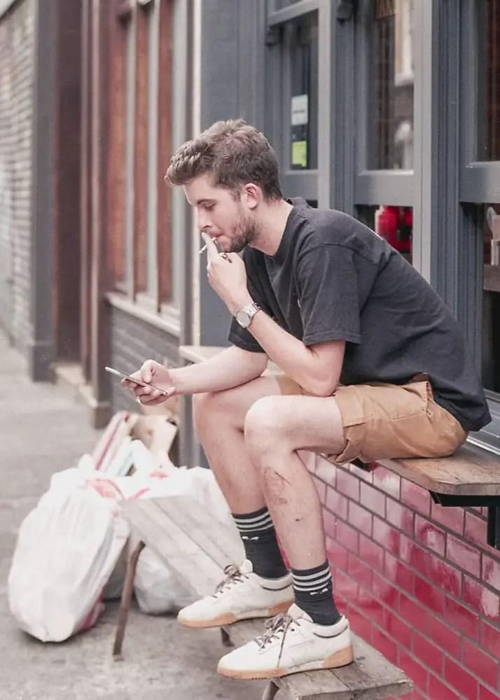 Street Photography Challenge - Agfa Vista Plus 200