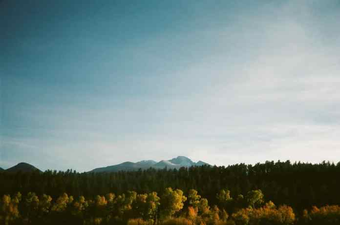RMNP - Kodak Portra 160VC - Yashica 35MF - Estes Park, Co