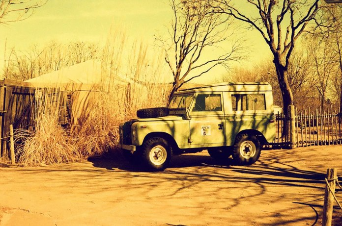 FPP Retrochrome 320 - Minolta Maxumm 800SI - Sedgwick County Zoo, Wichita, KS
