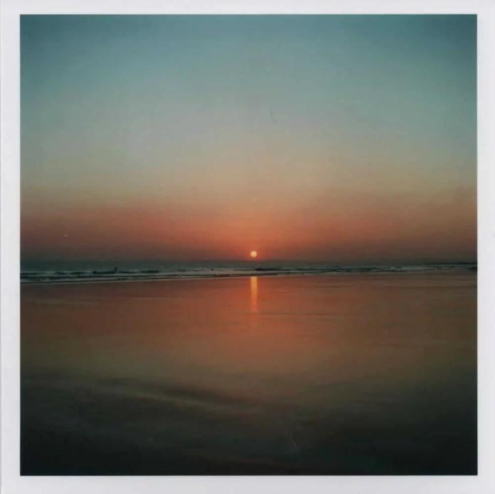 Sunset Beach - Zenza Bronica S2A - Kodak Ektar 100 - f/4 125th sec