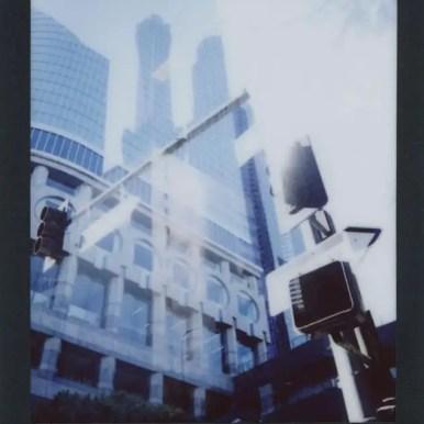 Leica Sofort - Double Exposure - Instax Mini Color