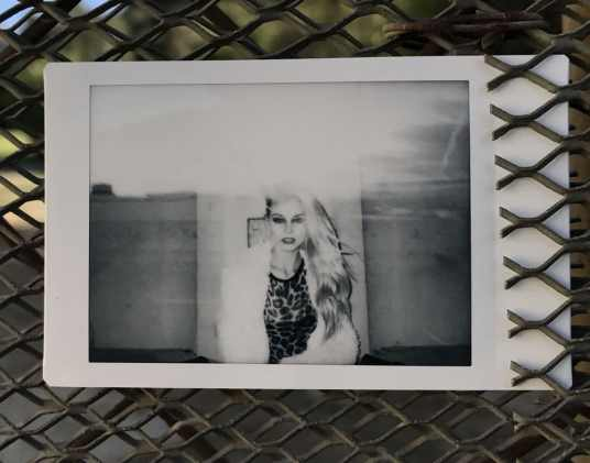 Leica Sofort - Double Exposure - Instax Mini Monochrome