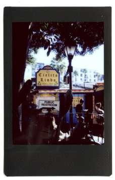 Leica Sofort - Street - Instax Mini Color