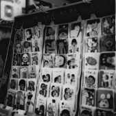 Stickered - Shot on Fuji Across 100 at EI 100. Black and white negative film in 120 format shot as 6x6.