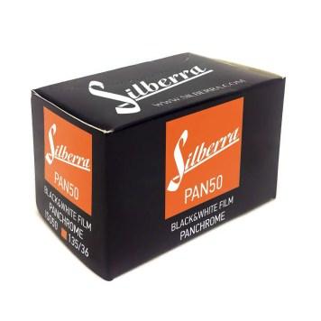 Silberra - PAN50 Film Box