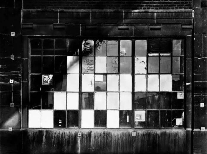 Window Panes Linhof Technika V Ilford HP5+