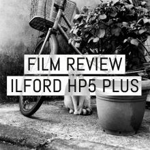 Film review - ILFORD HP5 PLUS - 35mm, 120, large format