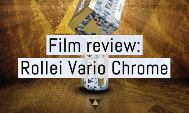 Film review: Rollei Vario Chrome color slide film in 35mm format