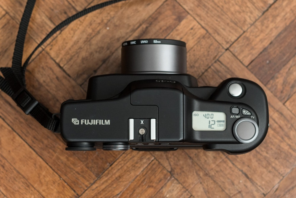"Camera review: Fuji GA645i, ""The Portrait Machine"" - by Anil Mistry"