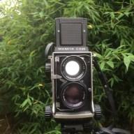 Camera review: Mamiya C220 Professional TLR by Ian Bartlett