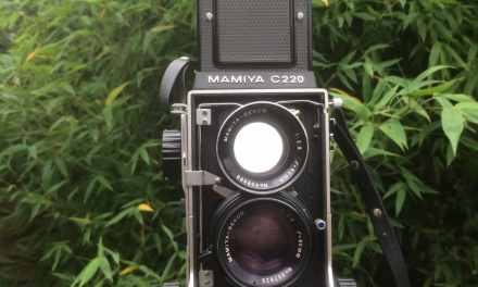 Camera review: Mamiya C220 Professional TLR by Ian Bartlett